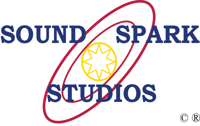 Sound Spark Studios (Record Label) Logo
